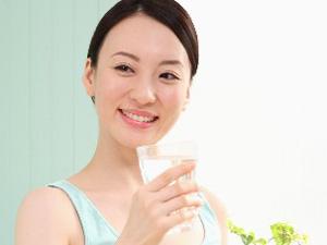 妊婦さんのむくみをお水で解消