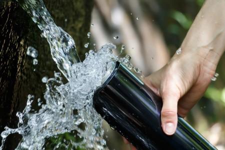 日本で摂取されるお水は軟水が多い