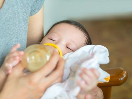 赤ちゃんのミルク作りに便利