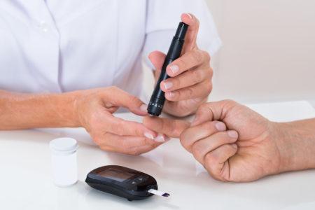 活性酸素と糖尿病の関係