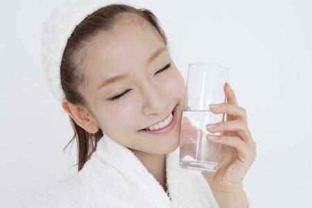 体に優しい水