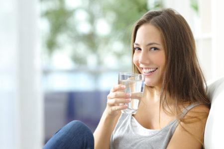 健康のために水素水